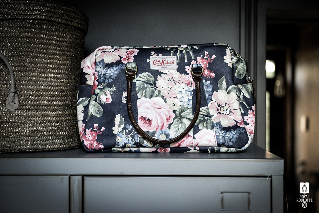 ROYAL ROULOTTE -★- CATH KIDSTON FLORAL BAG