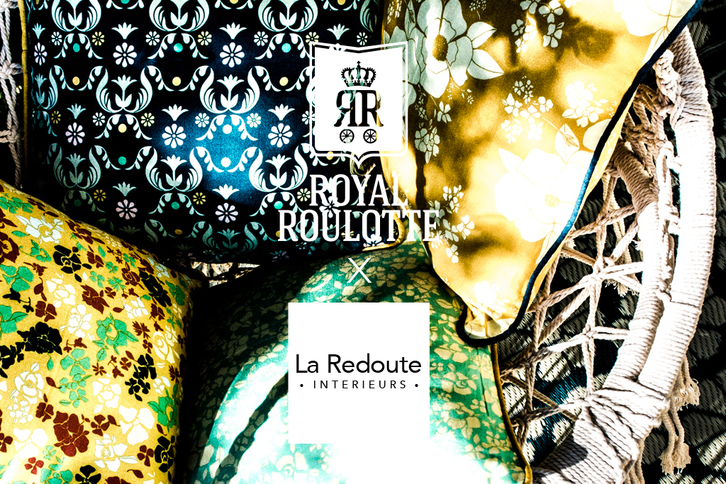ROYAL ROULOTTE X LA REDOUTE INTERIEURS ★ COLLECTION CAPSULE / MAKING OF
