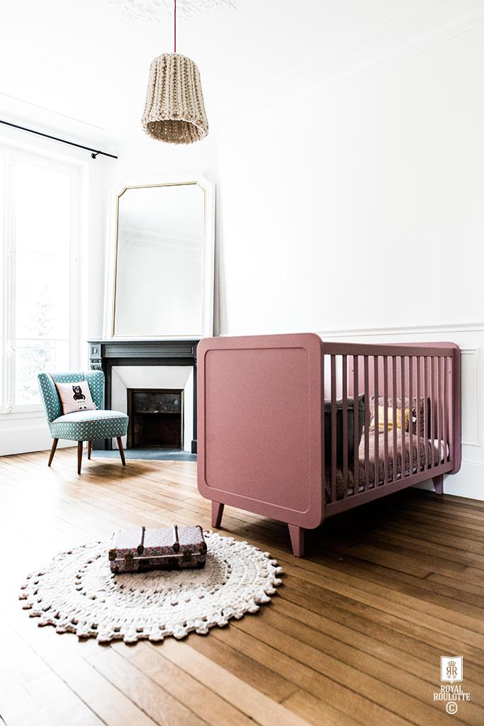 Dormitorio infantil con estilo