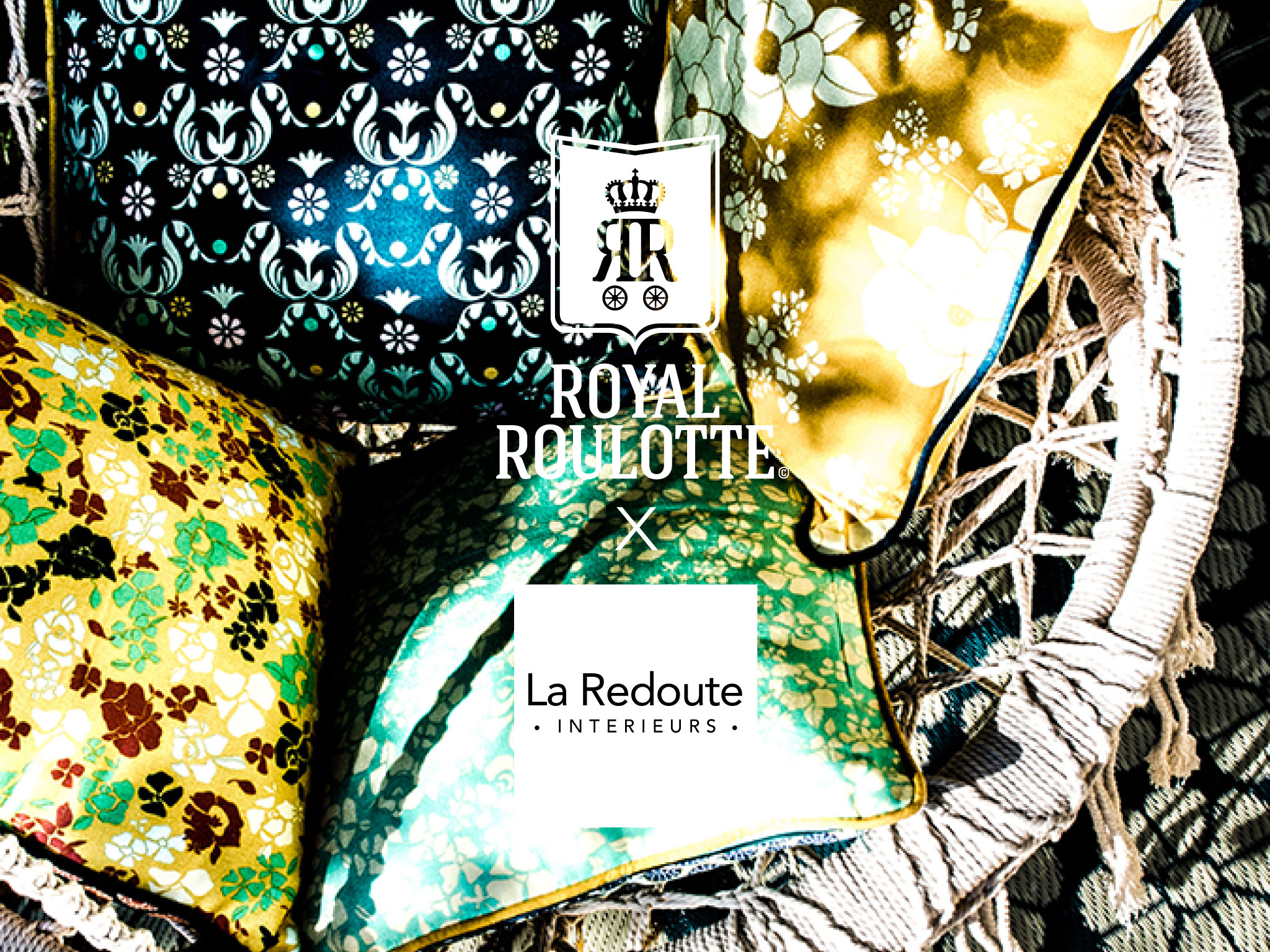 ROYAL ROULOTTE X LA REDOUTEINTERIEURS ★ COLLECTION CAPSULE