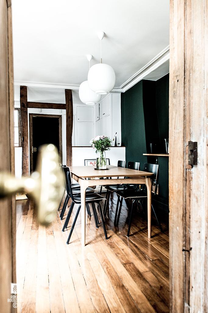 royal roulotte d coration architecture d 39 int rieur montorgueil paris ii 80m2 royal. Black Bedroom Furniture Sets. Home Design Ideas